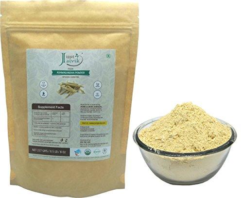 Just Jaivik Organic Ashwagandha Powder - 227g