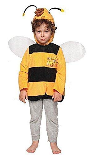 Imagen de disfraz willy abeja maya niño 3 5 años 98/110