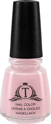 Trosani Topshine Nagellack - baby pink, 1er Pack (1 x 5 ml)