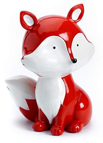 Mousehouse Gifts - Kinder Spardose - Fuchs-Design - Geschenk für Jungen/Mädchen (Sparschwein Jungen Kleine)