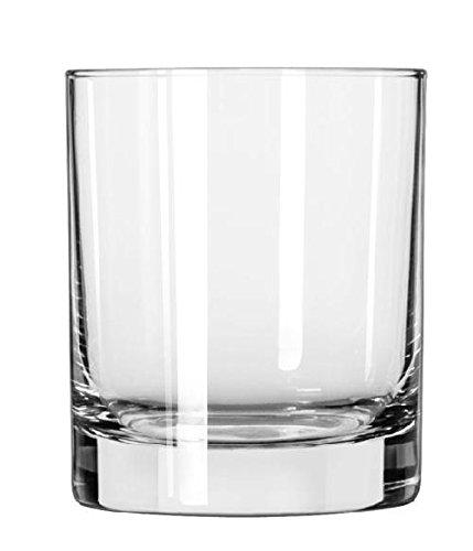 24 x Wasserglas, Trinkglas, Glas, transparent, 20 cl, Ø 7.1 cm, Höhe: 8.5 cm Libbey Tumbler Set