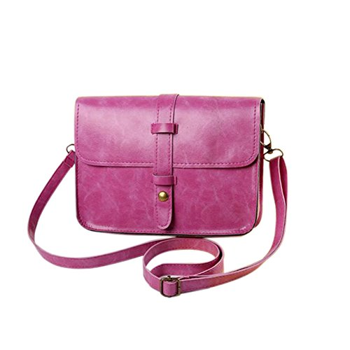 Greenlans , Borsa Messenger  Rose Hermosa taglia unica Rose