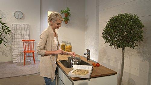 Hansgrohe – Focus Küchenmischer, schwenkbar, Komfort-Höhe 160 - 5