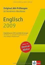 Abitur-Prüfungsaufgaben Englisch 2009: Leistungskurs Nordrhein-Westfalen