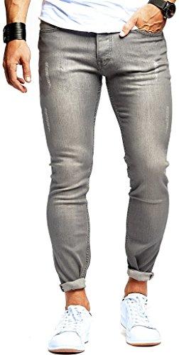 LEIF NELSON Herren Jeans Jeanshose LN1051W32L32