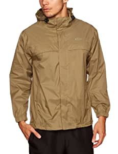 Gelert Mens Rainpod Jacket - Dark Olive, X-Small - 46