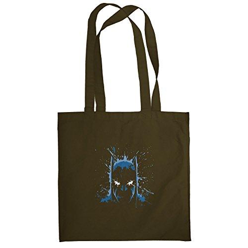 Texlab–The Bat Splash–sacchetto di stoffa Marrone