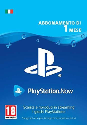 playstation now - abbonamento 1 mesi | codice download per ps4 - account italiano