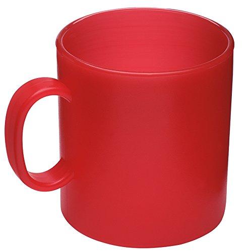 Westmark Kunststoff-Tasse Becher Camping-Geschirr 1 Stück