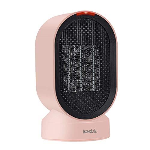 Iseebiz-600W-Mini-Calefactor-Ceramico-Silencioso-Calefactor-Portatil-de-Material-Refractario-Bajo-Consumo-de-Aire-Caliente-o-Fro-Color-de-Rosa