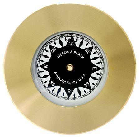 Weems & Plath Marine Navigation Compass Chart Weight (Brass) by Weems & Plath