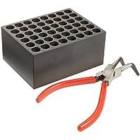 witeg Calefacción Bloque blt24848agujeros, 12x 48mm, fácil konischer suelo, para bloque Termostato HB de 48/de 96/R de 48