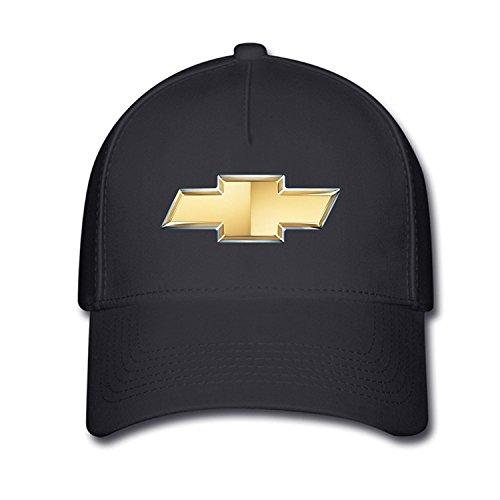 huseki-unisex-chevrolet-logo-baseball-caps-hat-one-size-black