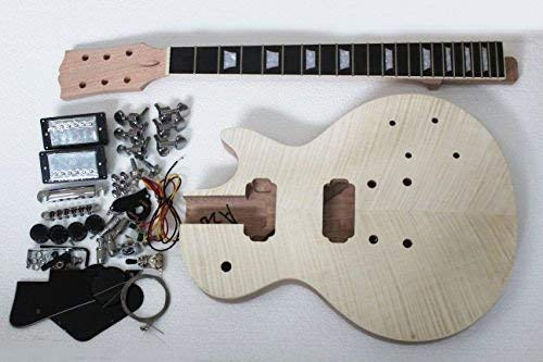 Project E-Gitarre Baumeister Kit DIY mit allen Zubehör