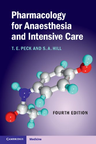 Pharmacology for Anaesthesia and Intensive Care (English Edition)