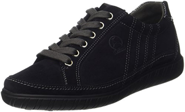 Gabor Shoes Comfort Basic, Zapatos de Cordones Derby para Mujer