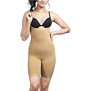 Adorna Women's Cotton Body Bracer Shapewear