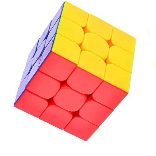 ToyZila High Stability Stickerless - 3x3x3 Speed Cube