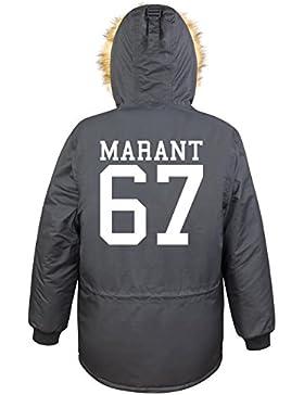 Marant 67 Parka Girls Nero Certified Freak