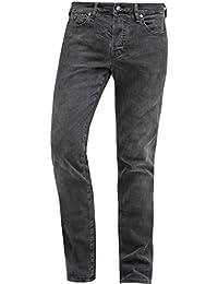 Jeans fuselé Guess. SONNY TAPERED . denim bleu foncé