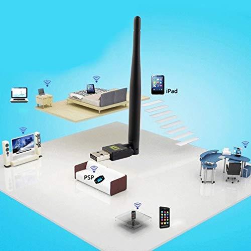 FairytaleMM FREESAT USB WiFi con Antena Funciona para Freesat V7 Serie V8...