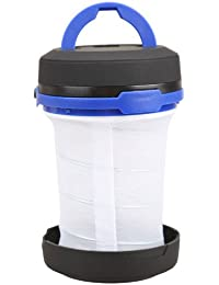 Maxxlite Pop-Up Flashlight Lantern Ultralight Flashlight and Collapsible Lantern in One Blue