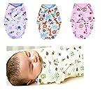 PEUBUD Newborn Baby Adjustable Fur Swaddle/Wrap/Sleeping Bag/Soft Envelope (White, 0-6 Months)
