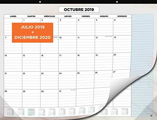 Calendario Mr Wonderful Julio 2019.Mejores 5 Calendarios Para Tu Hogar Seleccion 2019