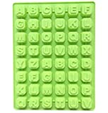 Molde de 48 letras alfabeto