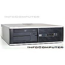 Ordenador HP 6000 Elite SFF E7400 2,6GHZ 4GB 250HDD DVD COA Windows 10 home