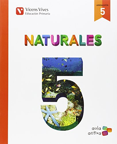 Naturales 5 Andalucia (aula Activa) - 9788468231365