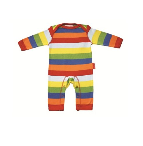 Toby Tiger - Gigoteuse - Bébé Multicolore - Motif à rayures Multicolore