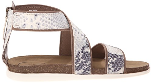 Rockport Romilly Gore Zip Sandal Toile Sandales Gladiateur Roccia
