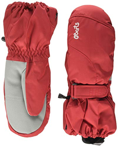 Barts Unisex Baby Tec Mittens Handschuhe, Rot (Rosso 5), 3 (4-6 Jahre)