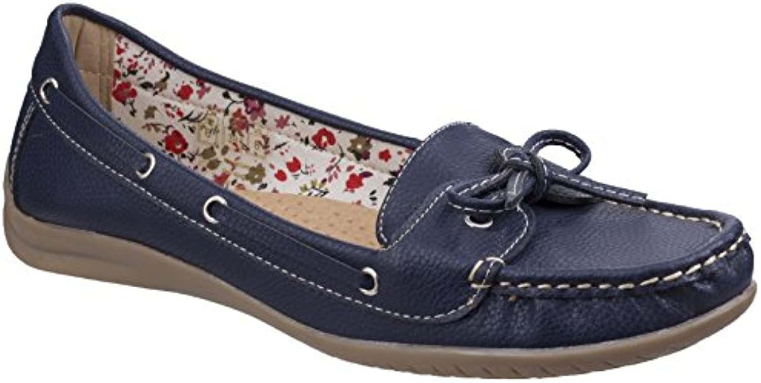 Fleet & Foster Womens/Ladies Alicante Casual Summer Boat Shoes