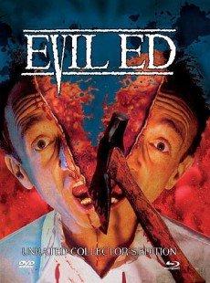 Evil Ed - Mediabook - DVD & Blu-ray - Cover B - Limited Ed. 666 Exemplare
