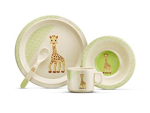 Sophie La Girafe 220124.0 - Set de comida So'Pure