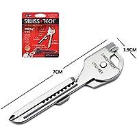 LEVEL25 Swiss+Tech llave multiusos, accesorio multifunción
