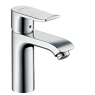 41citOx9XbL. SS324  - Hansgrohe Metris 110 Grifo de lavabo