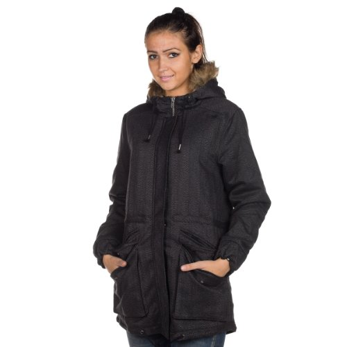 Billabong Damen Jacke LEOCADIE Black