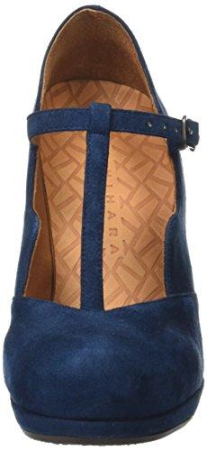 Chie Mihara - ruana, Scarpe con cinturino Donna Blu (Blue (Ante Petrol))