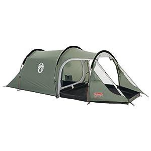 coleman coastline 2+  tent - 2 person, green