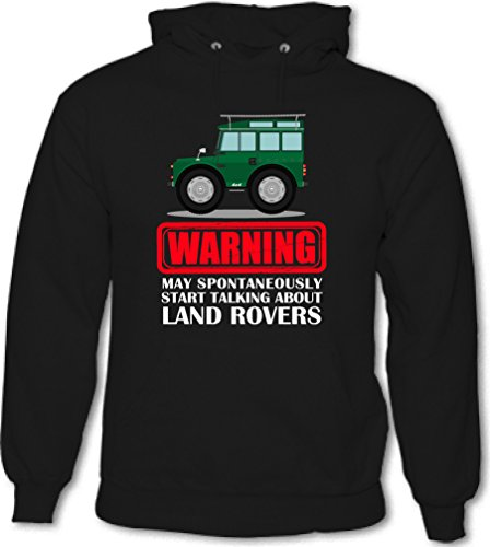 warning-may-start-talking-about-land-rovers-mens-funny-hoodie-black-xxxx-large