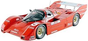 Norev 187409Porsche 962C-24H de Daytona 1986-Escala 1/18-Rojo/Blanco