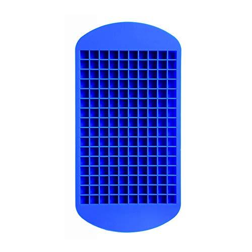 aloiness 1PCS Eiswürfelform Silikon Mit Deckel Eiswürfelbehälter Eiswürfel Eiswürfelbox