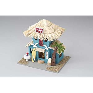 Europet Bernina 532-229538 Country-Nagerhaus Tiki Bar, 20.5 x 15.8 x 20.5 cm