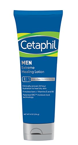 Cetaphil Men Extreme Healing Lotion, 8 Ounce by Cetaphil Men