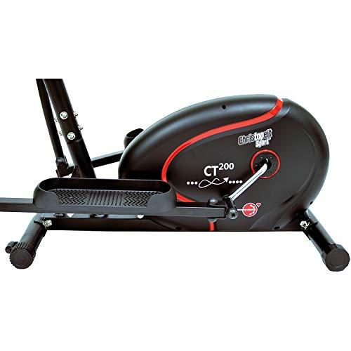 Christopeit CT200 Crosstrainer Schwarz M kaufen  Bild 1*