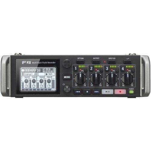 Zoom F4 Recorder (Aufnahme-trs-kabel)