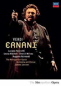 Luciano Pavarotti - Verdi: Ernani [DVD] [2007]